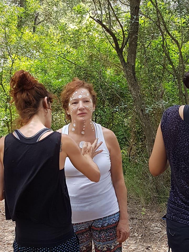 foto #3 de entrada del blog: TALLER Arteterapia Gestalt, Junio 23, 24 y 25, en JARDIN DE MAR- GILET- VALENCIA- Comunidad Valenciana- España