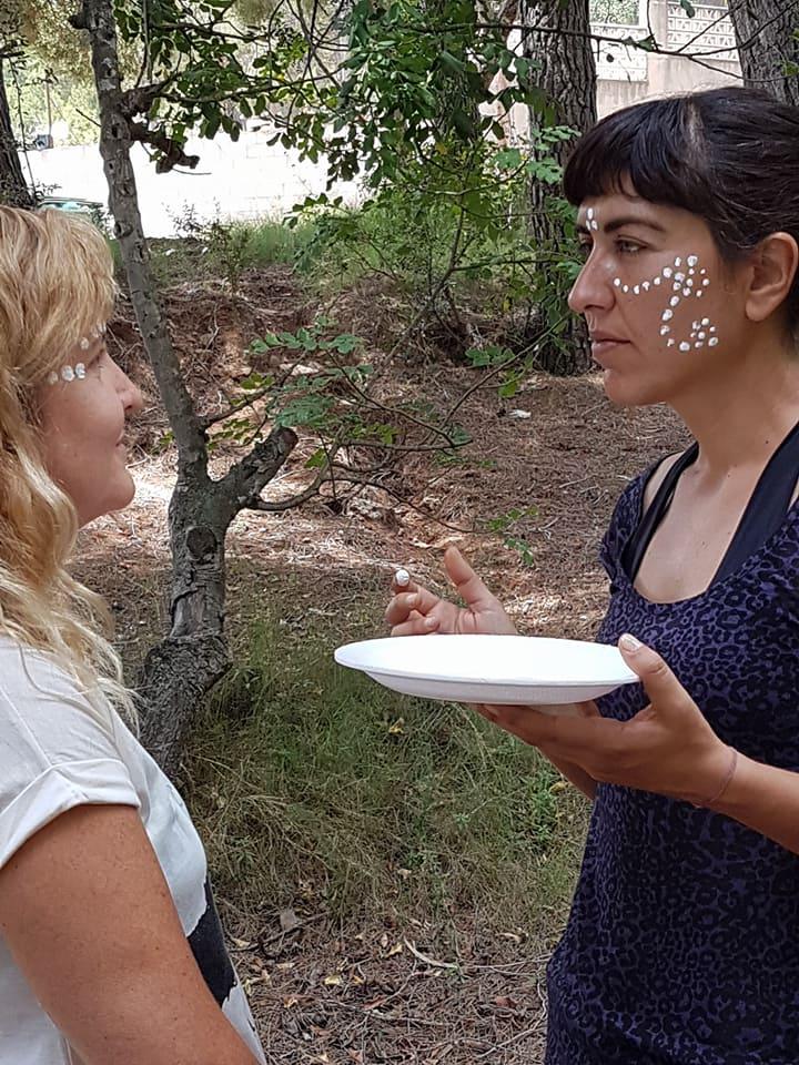 foto #5 de entrada del blog: TALLER Arteterapia Gestalt, Junio 23, 24 y 25, en JARDIN DE MAR- GILET- VALENCIA- Comunidad Valenciana- España