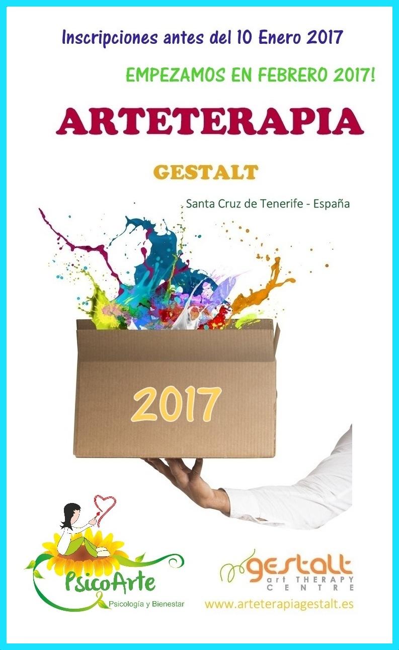 foto #1 de entrada del blog: España- Tenerife- FORMACIÓN PRESENCIAL ARTETERAPIA GESTALT 2017.