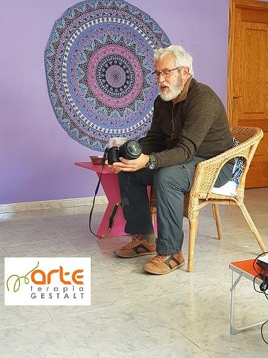 imagen de entrada del blog: Desarrollado el Módulo 10 de la Formación presencial CAT® Arteterapia Gestalt  en Psicoarte Tenerife- España 2017/2018