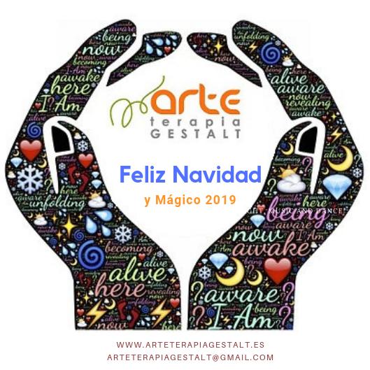 imagen de entrada del blog: Felices fiestas y Mágico 2019!