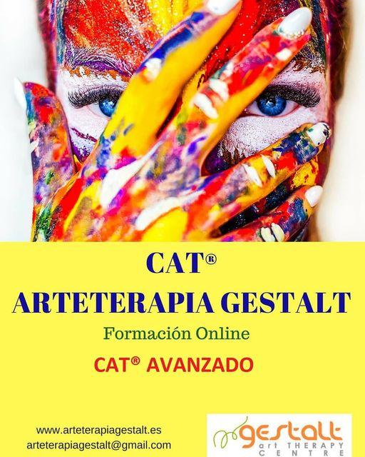 Formación online Arteterapia Gestalt CAT©