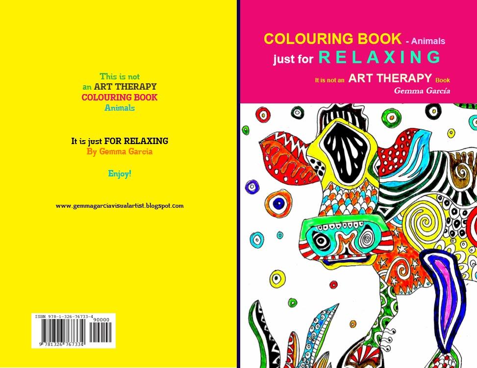 imagen: Libro para Colorear- Animales