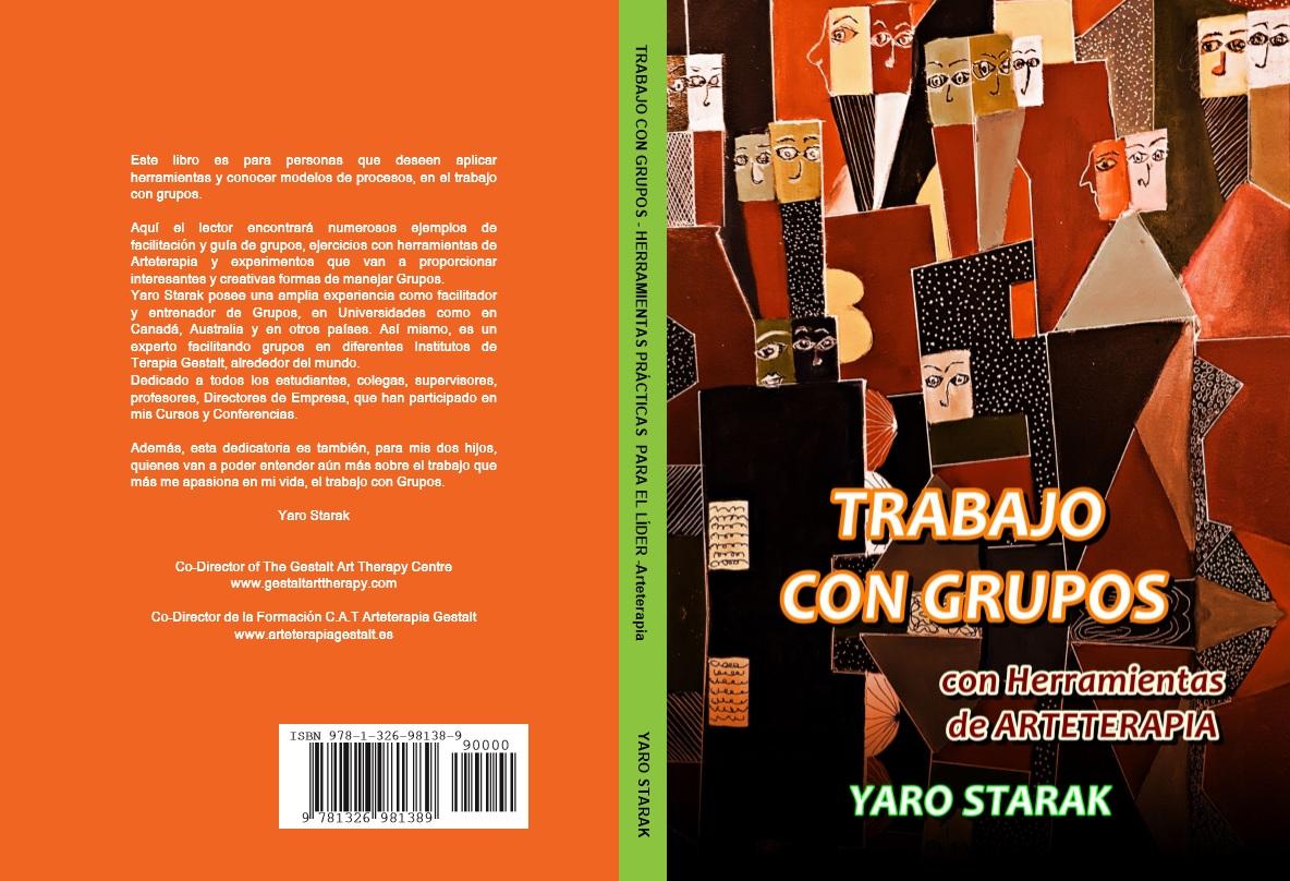 tienda: Libro TRABAJO CON GRUPOS con Herramientas de Arteterapia (Español)